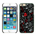 Heart Coach Covers Hard Back Cases Protective Shell Skin for iPhone 8 Black - Black