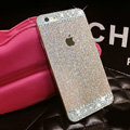 Classic Swarovski Bling Rhinestone Case Diamond Cover for iPhone 8 Plus - Gold