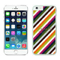 Funky Coach Covers Hard Back Cases Protective Shell Lover for iPhone 8 Plus - White