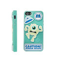 3D Bigeye Cover Disney DIY Silicone Cases Skin for iPhone 7S Plus - Blue