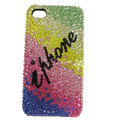 Swarovski Bling crystal Cases Luxury diamond covers for iPhone 7S Plus - Color