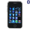 A3+ Dual SIM Card Phone with TV & Bluetooth Function - Black