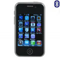 A3+ Dual SIM Card Phone with TV & Bluetooth Function - White