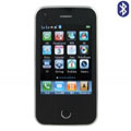 A900 Dual SIM Card Phone with TV & Bluetooth Function - Black