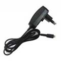 Charger for Blackberry 8520 Phone (2 Round Pins)