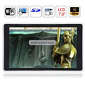 China APad - 7.0 Inch Touch Screen WIFI Telechip CPU 800MHZ Android 2.1 Tablet PC MID - M7004