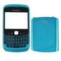 Compatible 3 in 1 Housing (Original Keypad) for Blackberry 8520 Phone(Blue)