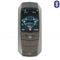 F9 Dual SIM Card Phone with Bluetooth Function Gray
