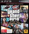 Grand Theft Auto: Episodes from Liberty City Asia for PS3