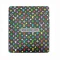 High Quality Famous Brand Protection Back Case Skin Cover for Apple iPad-Black