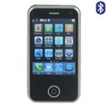 N800 Dual SIM Card Phone with TV & Bluetooth Function - Black
