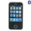 N800 Dual SIM Card Phone with TV & Bluetooth Function - White