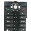 Nokia N90 Keypad Black-(Original)