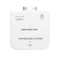 Portable 1900 mA Mobile Charger for Apple iPhone 4th / 4G - White