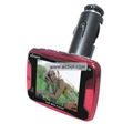 Solam 1.8 Inch TFT Color Screen Wireless Car MP5 Player (2GB) - sl-988 (Red)