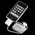 USB Charger Cable for Apple Bluetooth Headset & iPhone 3G 3GS