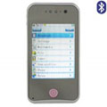W3 Dual SIM Card Phone with TV & Bluetooth Function - Pink