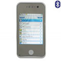 W3 Dual SIM Card Phone with TV & Bluetooth Function - White