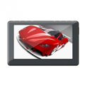 Ainol V6000HDV 4.3 inch MP5 Player with TV-out(8GB)- Black